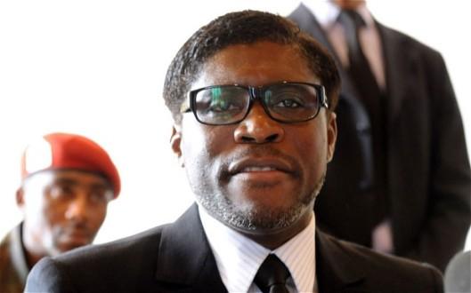 O filho do ditador a quem estendemos tapete por ser africano