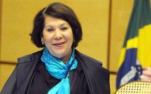 """Eliana Calmon, que à frente da Corregedoria do Conselho Nacional da Justiça, não temeu os """"bandidos de toga"""""""