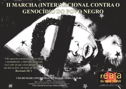 Pôster-II-Marcha-Contra-o-Genocídio-do-Povo-Negro