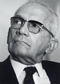 """Um dos arquitetos da """"abertura"""" política, de onde surgiu o PT, general Golbery do Couto e Silva"""