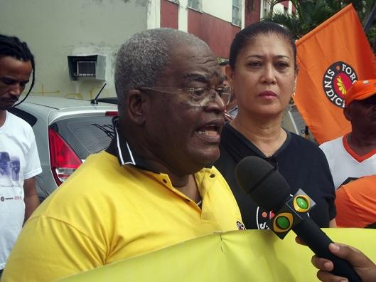 Outrora a maior liderança do PT no Estado, Nilson Bahia foi sangrado para que Jacques Wagner se tornasse governador