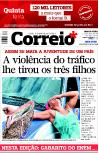 A capa do Correio*, edição de 13/11/2014