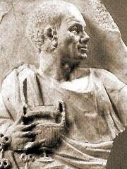 O poeta Horácio, que foi escravo e sabe ser a liberdade a melhor moeda