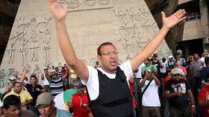 """Eleito vereador na greve de 2012, o líder da PM """"Soldado Prisco"""" sai-se vitorioso para a Assembléia em 2014"""