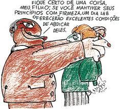 Cartoon de Millôr