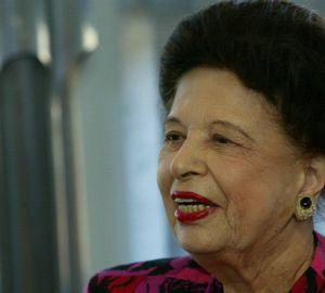 Dona Regina, principal herdeira do jornal, morta aos 100 anos