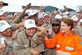 """Dilminha na campanha estelionatária do """"nem que a vaca tussa retiro direitos trabalhista"""""""