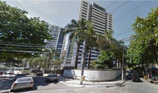 A chamda Praça XPTO, subtraída da zona homogênea do Calabar em transação com empreiteiras e ex-prefeito de Salvador