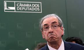Cunha: anematizado personagem de um poder da República
