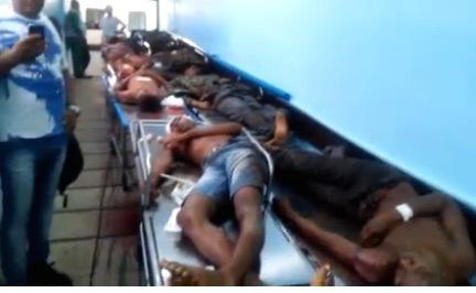 A imagem trágica que o governo lulista na Bahia aplaude e a negrada tutelada esquece