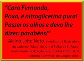 Frase Alcino