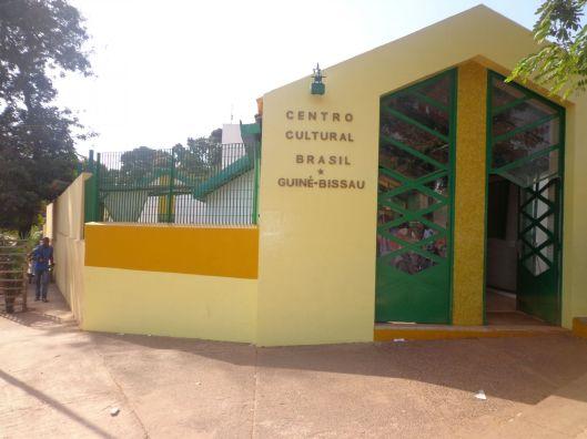 O Centro dirigido por Arnaldo em Bissau