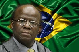 Joaquim Barbosa, cuja imagem brancos, capitães do mato e advogados de réus tentaram destruir