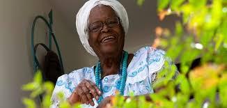 Uma das mais reverenciadas sacerdotisas brasileira, Mãe Stella